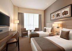 阿布扎比市中心溫德姆 TRYP 酒店 - 阿布達比 - 阿布達比 - 臥室