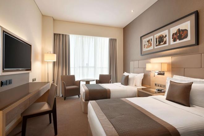 Tryp By Wyndham Abu Dhabi City Center - Abu Dhabi - Schlafzimmer
