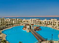 Crowne Plaza Jordan - Dead Sea Resort & Spa - Sweimeh - Piscina