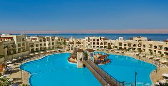 Crowne Plaza Jordan - Dead Sea Resort & Spa - Sweimeh - Pool
