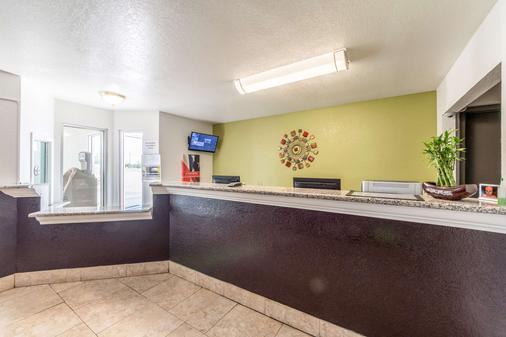 Studio 6 San Antonio Tx - San Antonio - Front desk