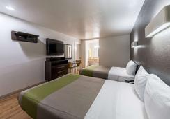 Studio 6 San Antonio Tx - San Antonio - Bedroom