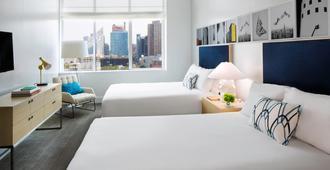 印克48酒店 - 紐約 - 臥室