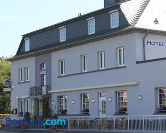 Hotel Reiff - Clervaux - Gebouw