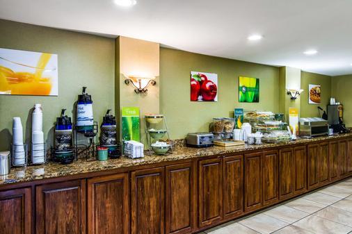 Quality Inn Auburn I-85 at US 280 - Opelika - Buffet