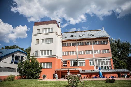 阿爾法藝術酒店 - 布達佩斯 - 布達佩斯 - 建築