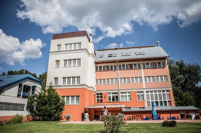 Alfa Art Hotel - Budapest - Rakennus