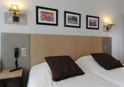 Hotel Carmin - Le Havre - Bedroom