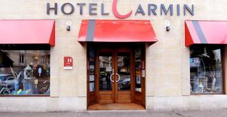 Hotel Carmin - Гавр - Здание