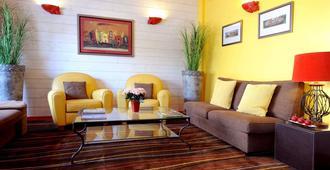 Hotel Carmin - El Havre - Sala de estar