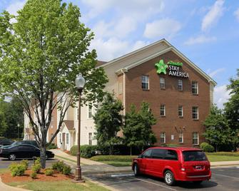Extended Stay America - Jackson - East Beasley Road - Jackson - Building