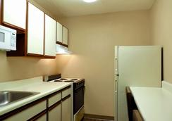 Extended Stay America - Jackson - East Beasley Road - Jackson - Kitchen