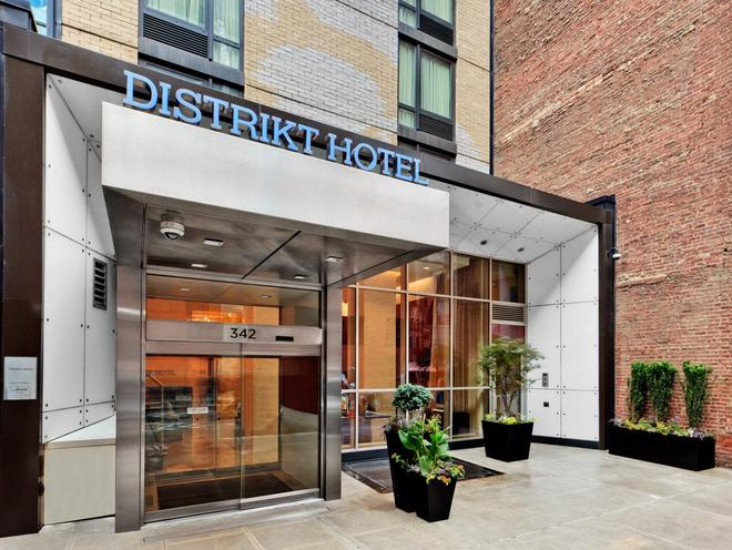 Distrikt Hotel New York City, Tapestry Collection by Hilton - New York - Building