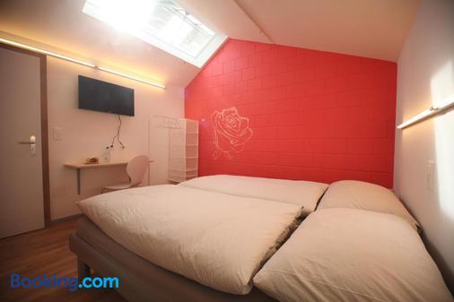 Hotel Alte Gartnerei - Haerkingen - Bedroom
