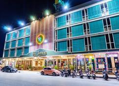 Siri Hotel - Nakhon Ratczasima - Budynek