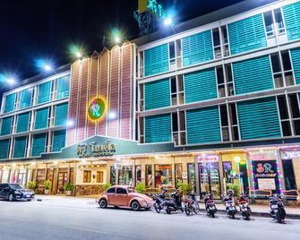 Siri Hotel - Nakhon Ratchasima - Gebouw
