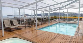Hotel Canasvieiras Internacional - Florianopolis - Pool