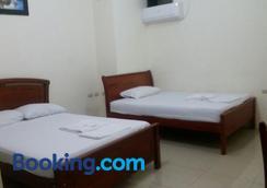 Hotel Jira - Guayaquil - Bedroom