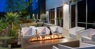 Springhill Suites San Diego Mission Valley - San Diego - Restaurante