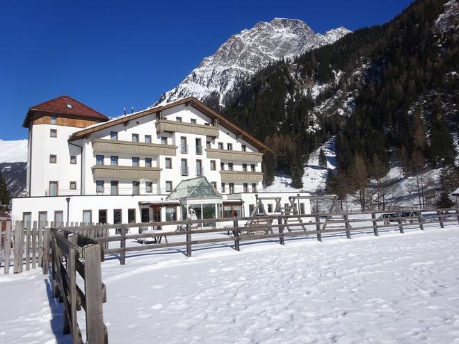 Hotel Tia Monte - Kaunertal - Bâtiment