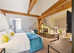 Astra Hotel Vevey - Vevey - Bedroom