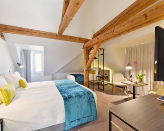 Astra Hotel Vevey - Vevey - Dormitor