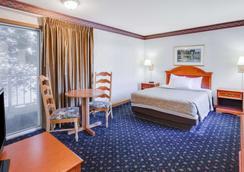 スーパー 8 モーテル マッキノー シティ / ビーチフロント エリア - マッキノー・シティ - 寝室