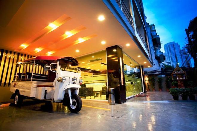 素坤逸20號iCheck旅館公寓 - 曼谷 - 建築