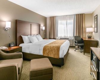 Comfort Inn Worland Hwy 16 to Yellowstone - Worland - Bedroom