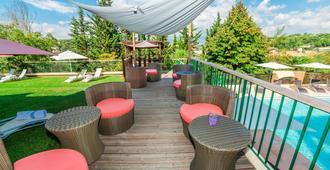 Le Club Mougins by Diamond Resorts - Mougins - Balcony