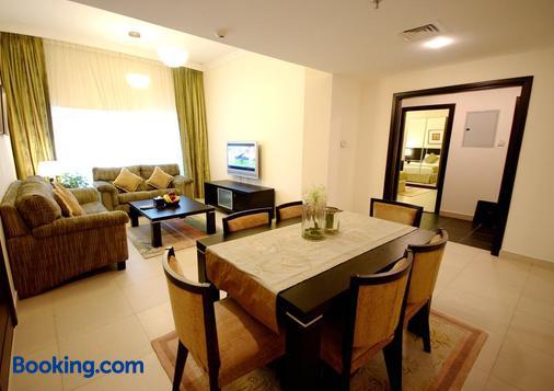 海灣綠洲大酒店公寓 - 杜拜 - 杜拜 - 餐廳