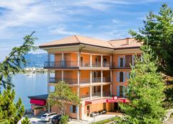 Hotel Romagna - Baveno - Rakennus
