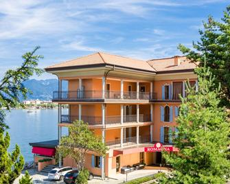 Hotel Romagna - Baveno - Κτίριο