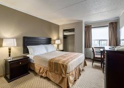 Airport Traveller's Inn - Calgary - Bedroom