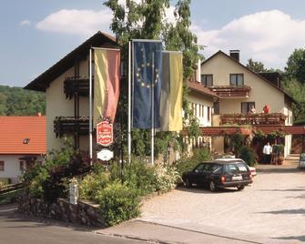Hotel Restaurant Martha - Wertheim - Building