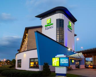 Holiday Inn Express Glasgow Airport - Glasgow - Gebouw
