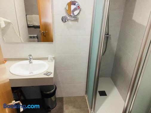 Hotel Susuqui - Sanxenxo - Phòng tắm