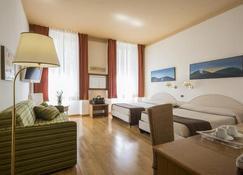 帕拉迪索廣場住宿旅館 - 錫耶納 - 錫耶納 - 臥室