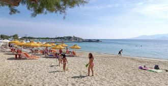 Iria Beach Art Hotel - Agia Anna - Beach