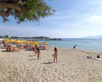 Iria Beach Art Hotel - Agia Anna - Pláž