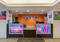 Motel 6 Columbia East, SC - Columbia - Recepción