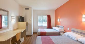 Motel 6 Columbia East - Κολούμπια - Κρεβατοκάμαρα