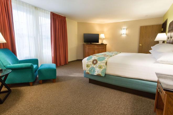 Drury Inn & Suites McAllen - McAllen - Makuuhuone