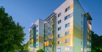 Best Western Hotel Windorf - Leipzig - Edificio