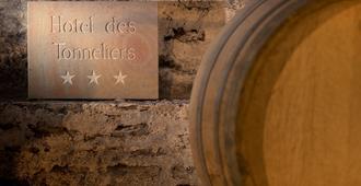 Hôtel des Tonneliers - Beaune