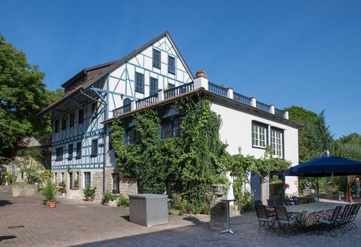 B&b Craintaler Mühle - Creglingen - Building