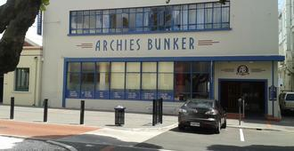 Archies Bunker Affordable Accommodation - Napier - Building