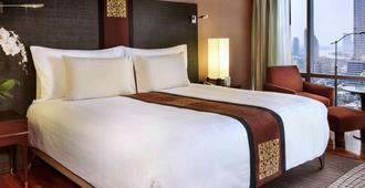 โรงแรมพูลแมน กรุงเทพฯ จี - กรุงเทพมหานคร - ห้องนอน