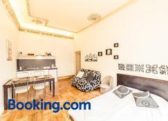 Mosaic Center Apartments - Riga - Sovrum