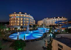 Alba Queen Hotel - Side (Antalya) - Pool